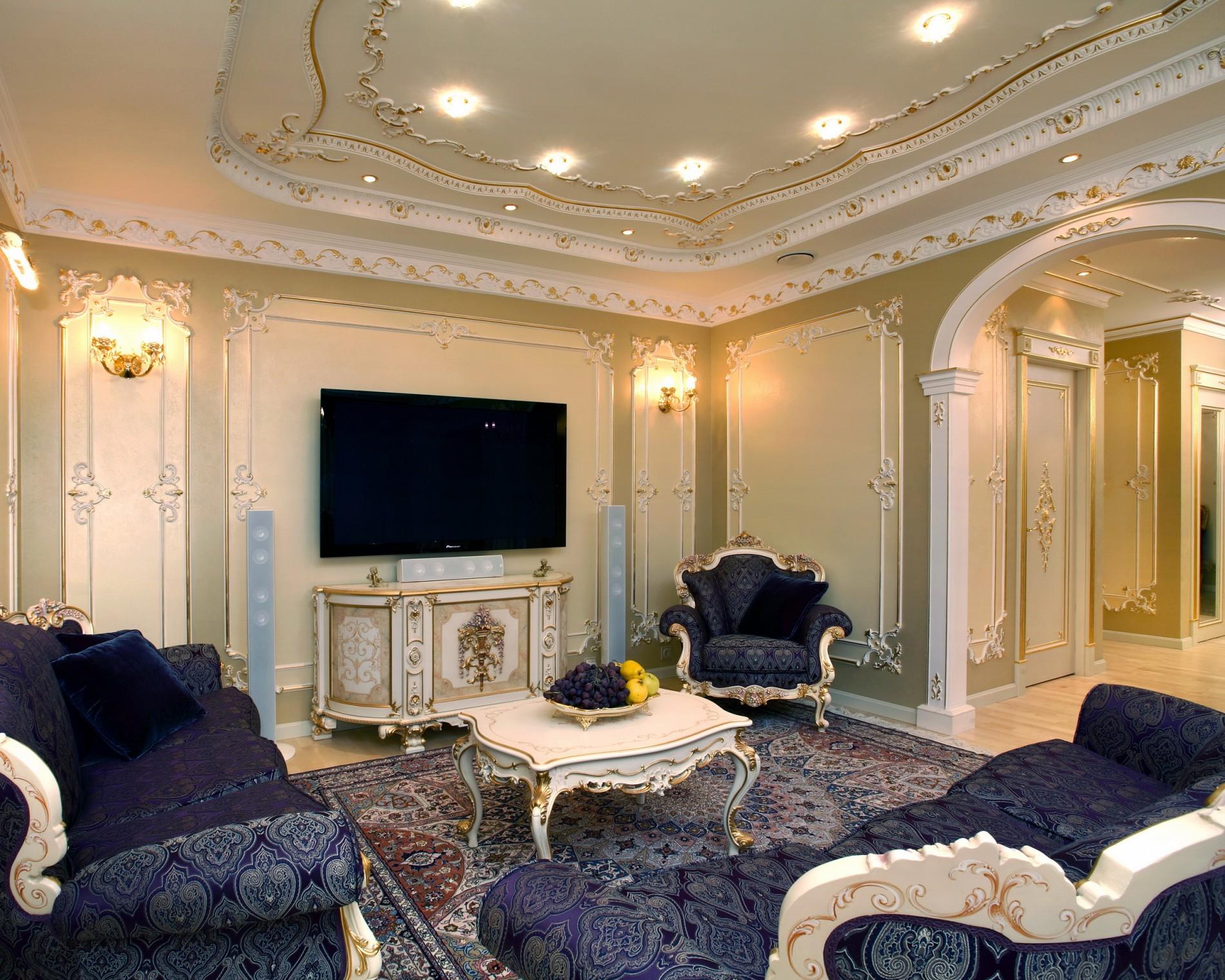 Домашний интерьер квартиры